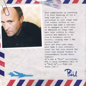 Phil Collins: Love Songs (2-CD) - Bild 2