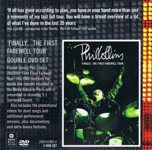 Phil Collins: Love Songs (2-CD) - Bild 3