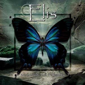 Elis: Dark Clouds In A Perfect Sky - Cover