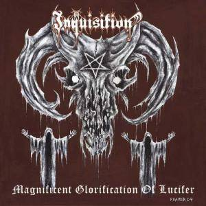 Inquisition: Magnificent Glorification Of Lucifer - Cover