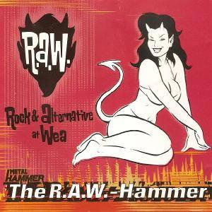R.A.W.-Hammer, The - Cover