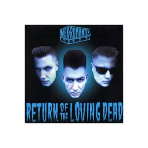 Cover - Nekromantix: Return Of The Loving Dead