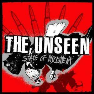 The Unseen: State Of Discontent - Cover