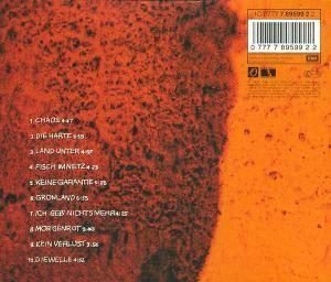 Herbert Grönemeyer: Chaos (CD) - Bild 2