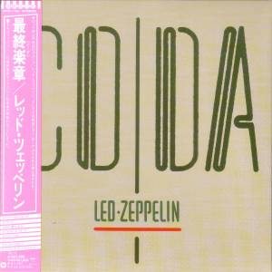Cover - Led Zeppelin: Coda