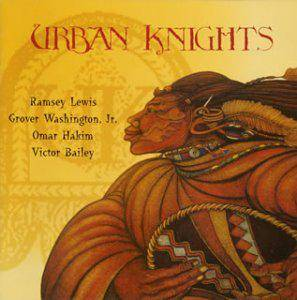 Cover - Urban Knights: I