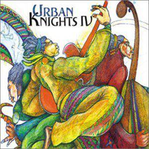 Cover - Urban Knights: IV
