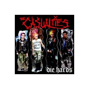 Cover - Casualties, The: Hards, Die