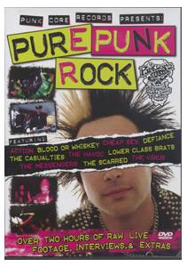 Pure Punk Rock - Cover