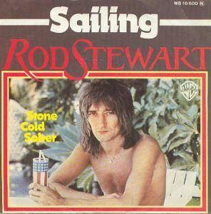 Rod Stewart: Sailing - Cover