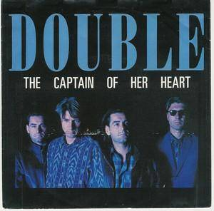 Cover - Double: Captain Of Her Heart, The