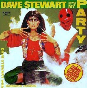 Dave Stewart & Barbara Gaskin: It's My Party - Cover