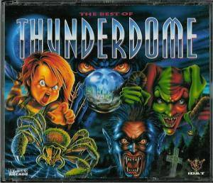 Thunderdome - The Best Of '96 - Cover