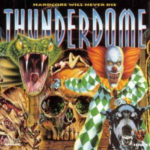 Thunderdome - The Best Of '95 - Cover