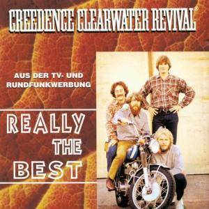 Creedence Clearwater Revival: Really The Best - Cover
