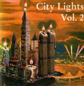 Cover - Billy Satellite: City Lights Vol. 2