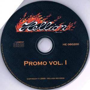 The Hellion Promo Vol. 1 (Promo-CD) - Bild 2