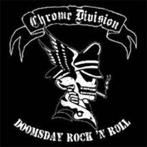 Chrome Division: Doomsday Rock 'n Roll (CD) - Bild 1