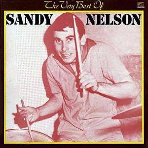 Sandy Nelson: Very Best Of Sandy Nelson, The - Cover
