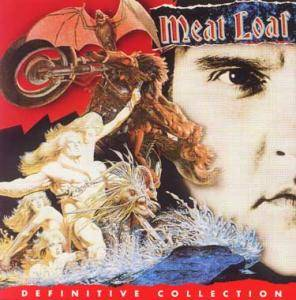 Meat Loaf: Definitive Collection - Cover