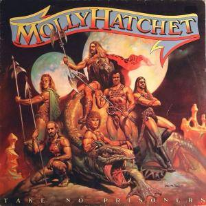 Cover - Molly Hatchet: Take No Prisoners