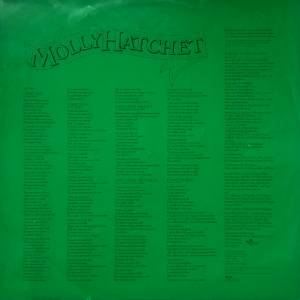 Molly Hatchet: Take No Prisoners (LP) - Bild 6