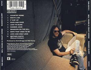 Neil Young & Crazy Horse: Ragged Glory (CD) - Bild 2