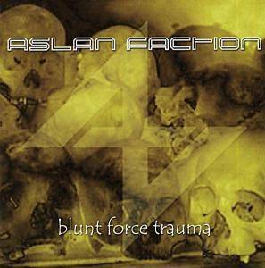 Cover - Aslan Faction: Blunt Force Trauma
