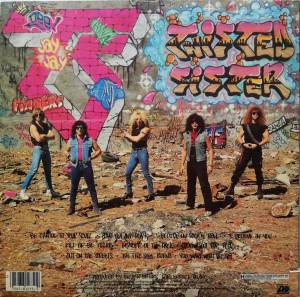Twisted Sister: Come Out And Play (LP) - Bild 2