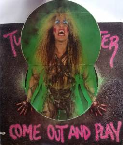 Twisted Sister: Come Out And Play (LP) - Bild 7