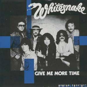 Whitesnake: Give Me More Time - Cover