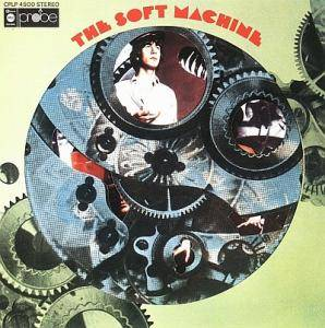 Soft Machine: Soft Machine, The - Cover