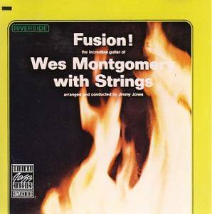 Cover - Wes Montgomery: Fusion!