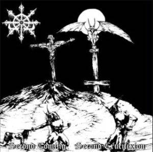 Omega: Second Coming, Second Crucifixion - Cover