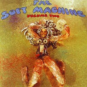 Soft Machine: Volume Two - Cover