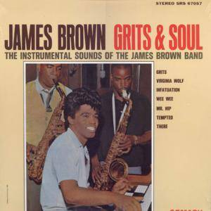 Cover - James Brown: Grits And Soul
