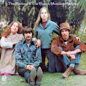 Cover - Mamas & The Papas, The: Monday, Monday