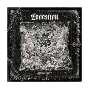 Evocation: Apocalyptic - Cover