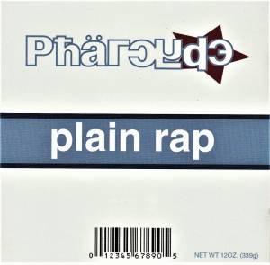 Cover - Pharcyde, The: Plain Rap