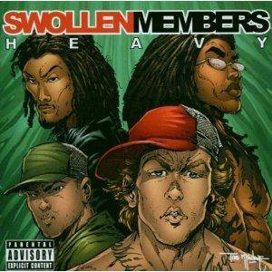 Cover - Swollen Members: Heavy