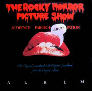 Richard O'Brien: The Rocky Horror Picture Show - Audience Par-Tic-I-Pation - Cover