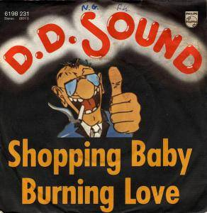 Cover - D.D. Sound: Shopping Baby