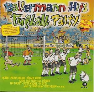 Cover - Yvie: Ballermann Hits Die Fußball Party