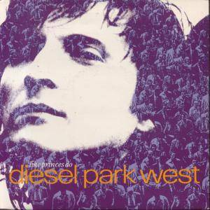 Diesel Park West: Like Princes Do - Cover