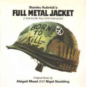 Abigail Mead & Nigel Goulding: Full Metal Jacket (I Wanna Be Your Drill Instructor) - Cover