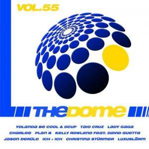Cover - Gentleman Feat. Christopher Martin: Dome Vol. 55, The