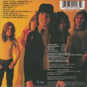 AC/DC: Powerage (CD) - Bild 2