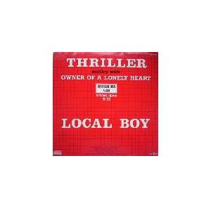 Cover - Local Boy: Thriller Medley With Owner Of A Lonely Heart