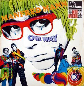 Cover - Manfred Mann: One Way