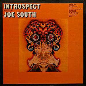 Cover - Joe South: Introspect